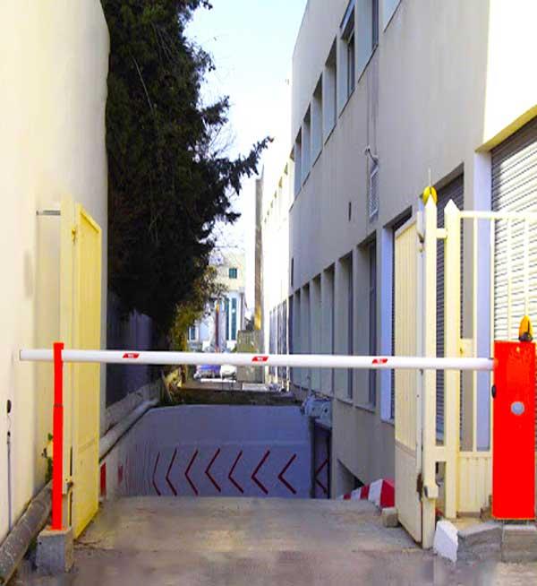 Barrières automatiques Tunisie
