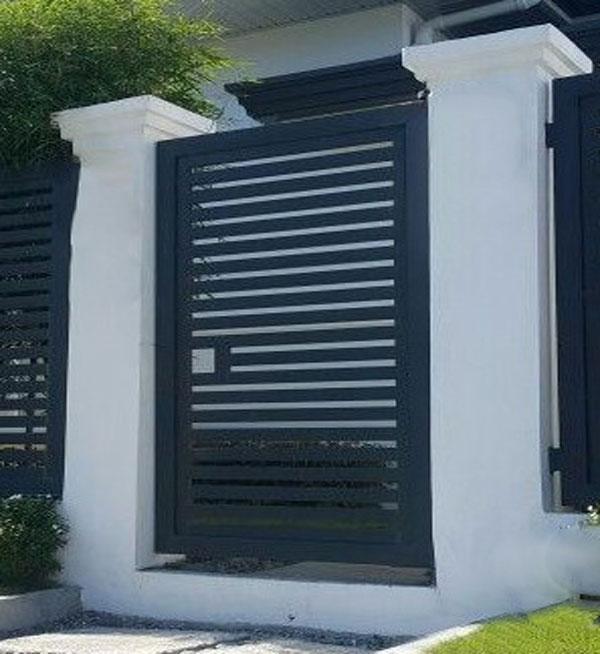 Porte extérieur pour maison Tunisie